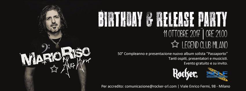 MARIO RISO PARTY