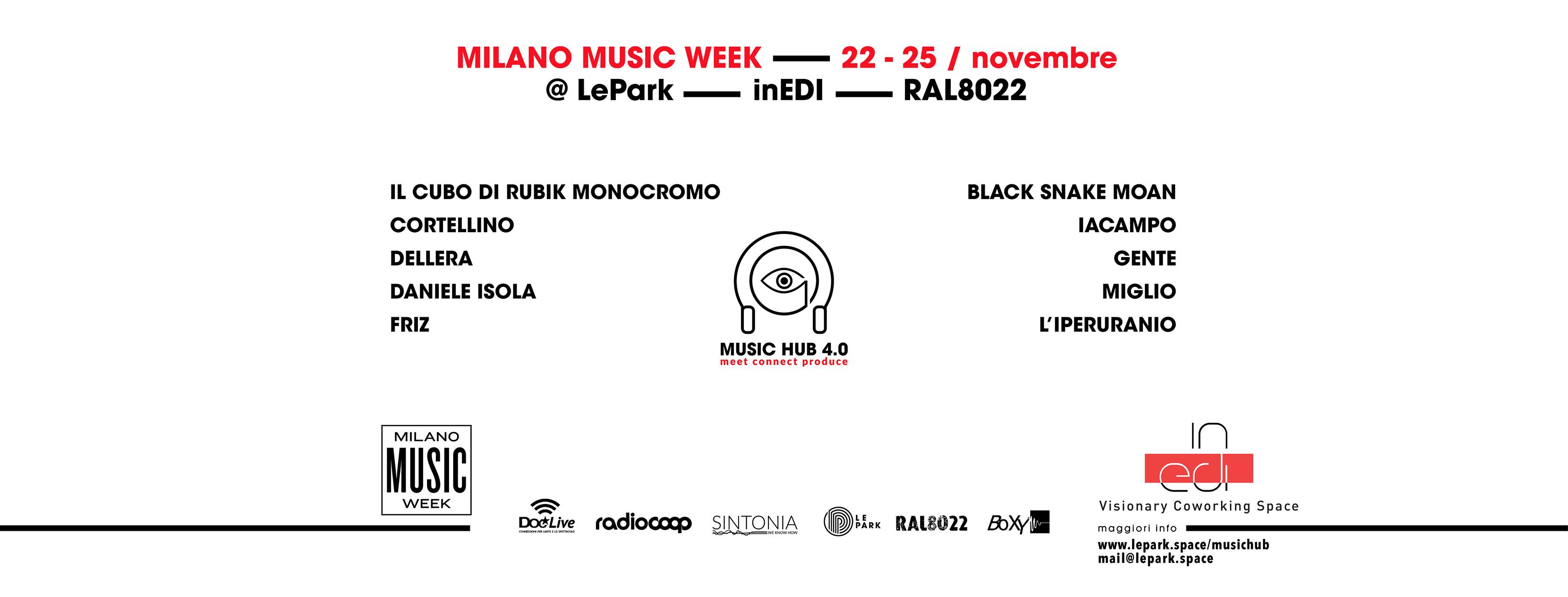 milano music week