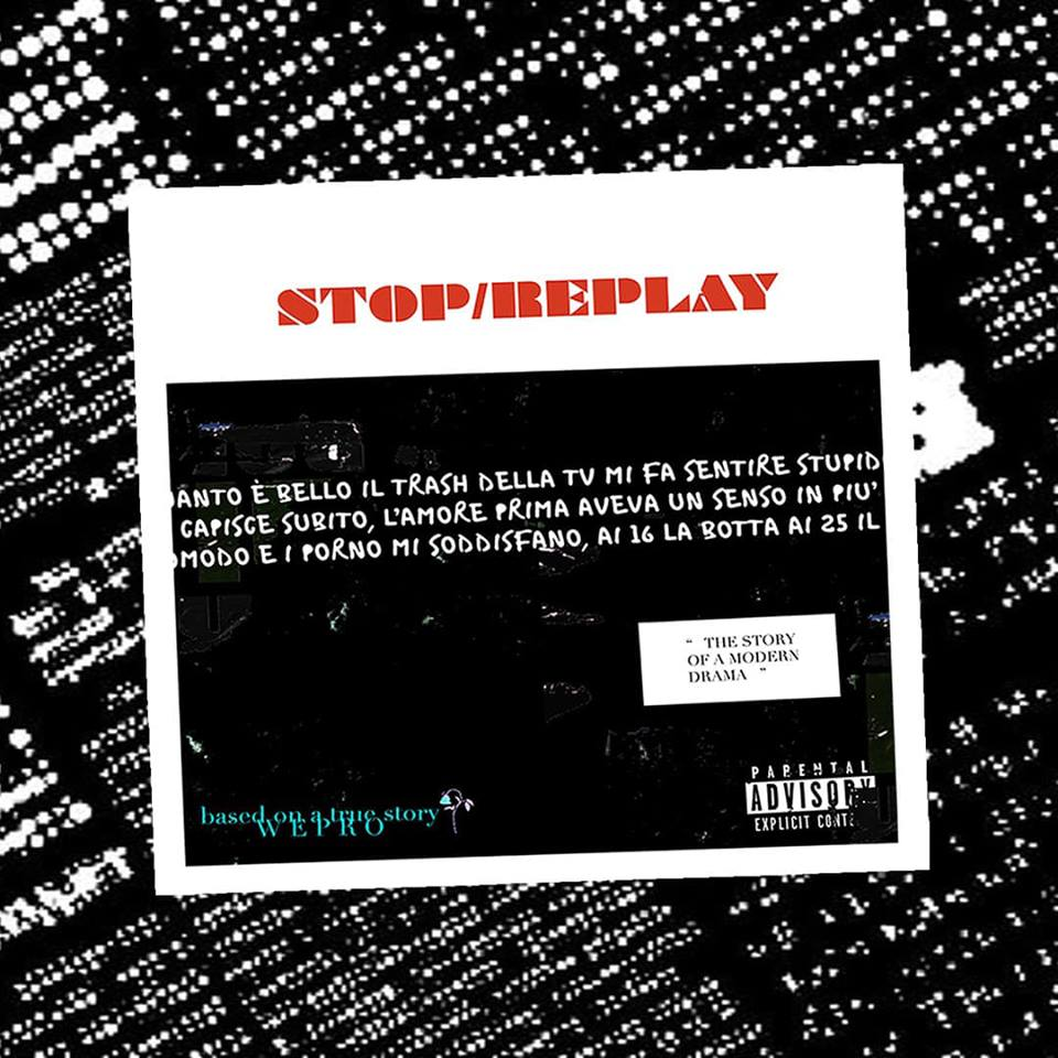 cover stop/replay