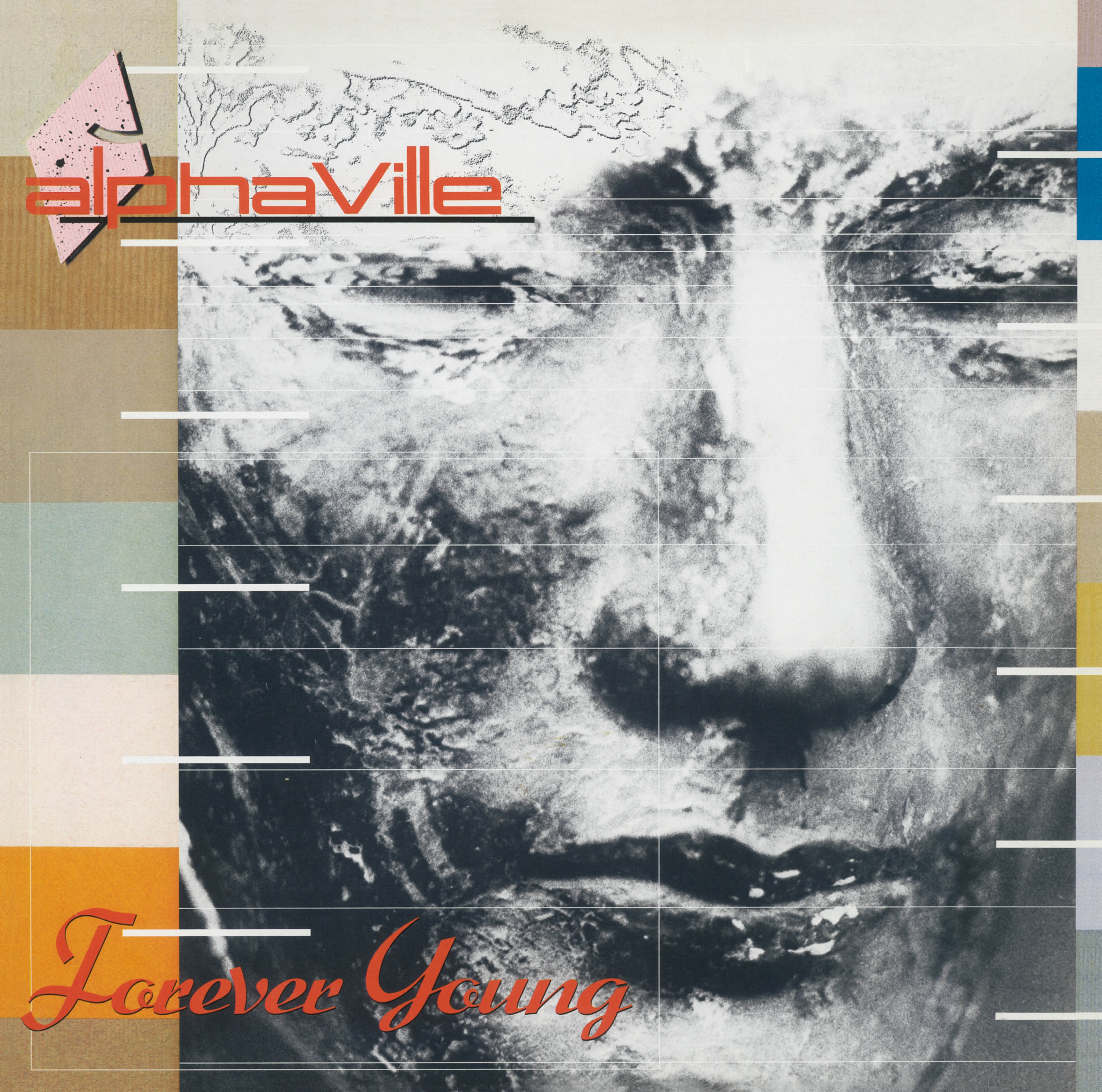 Alphaville - Forever Young_Cover